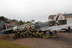 100 let  Františka Trejtnara letce RAF 2.SV